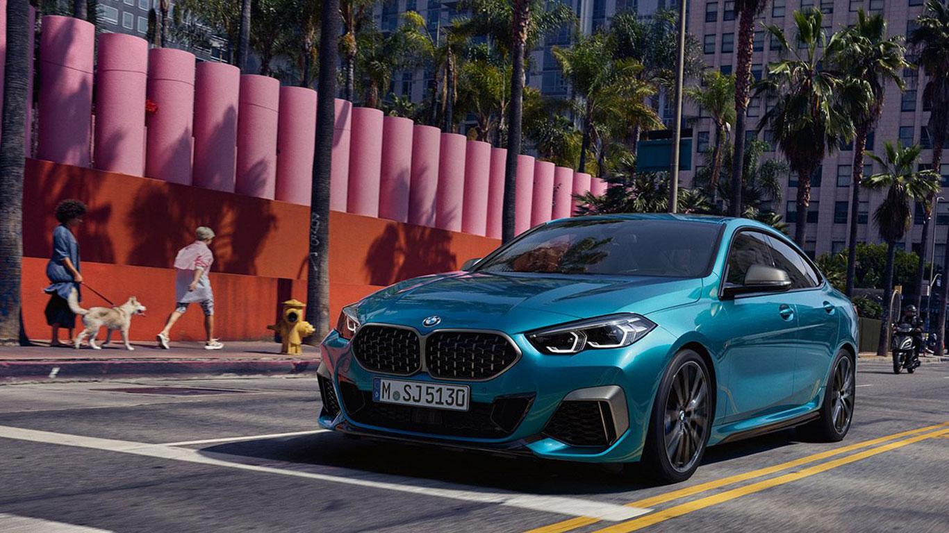 Yeni BMW 2 Serisi